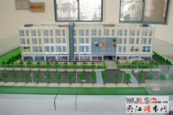 小乔探盘记——天帆商业广场