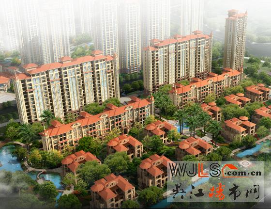 点击图片放大 吴江中南世纪城