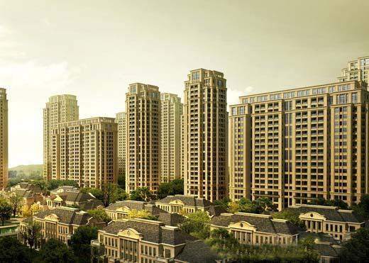 亨通地产三年磨一剑  吴江法式建筑的典范
