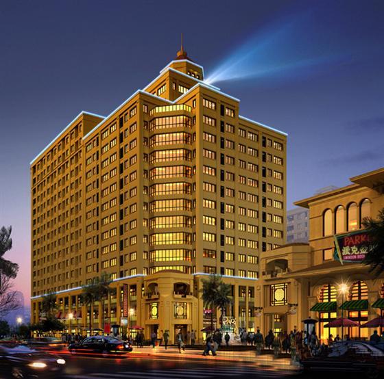 克拉55酒店式公馆年后即将开盘