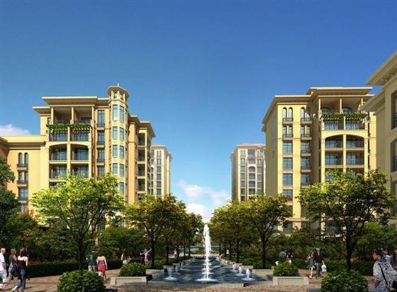 奥林运河湾即将推出多层房源  价格6288元∕㎡起