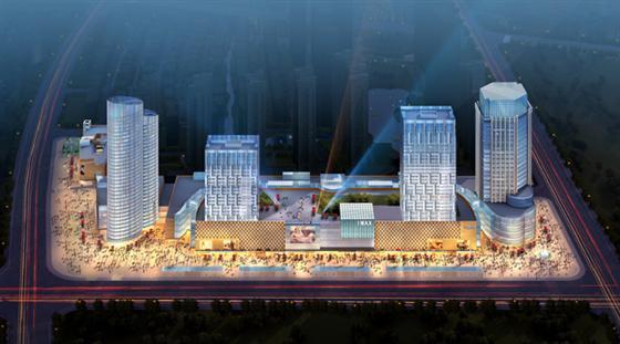 一站式城市综合体恒达广场  种金培育增值有保障