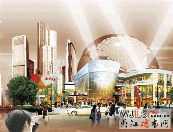 商业地产投资受推崇  春之声商业广场