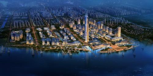绿地香颂   开启中国最美新城滨湖新时代