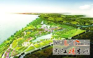 太湖新城打造吴江最核心