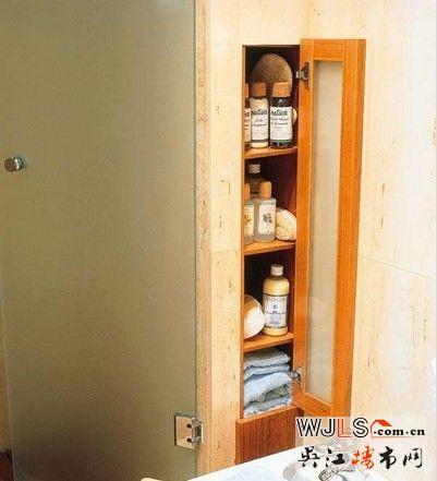 史上最时尚卫生间装修效果图 爸爸看了有玄机