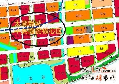 吴中拿出太湖新城19宗地拍卖打算建啥?