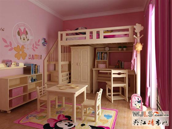 打造儿童房好风水五步走,一切都是为了孩子!