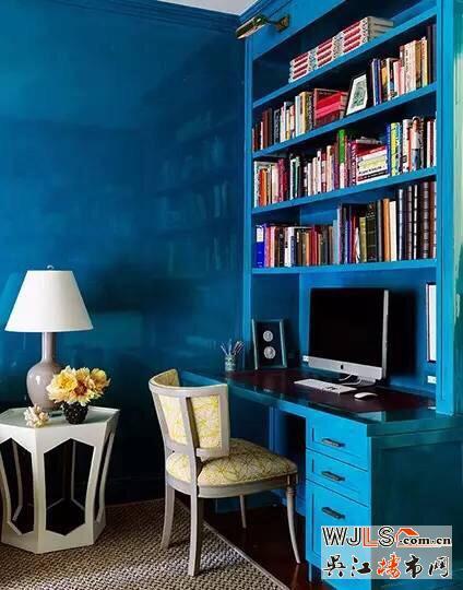 房子可以小,但是色彩不能输