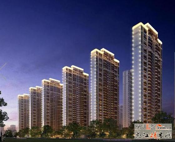 万科苏高新四季风景花园已加推洋房  均价约14500-15500元/平