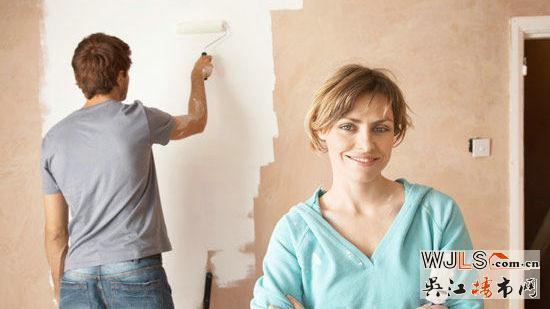 注意!千万不要这样刷漆,小心墙面开裂空鼓