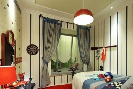 小户型必备技能 12招助你打造临时卧室