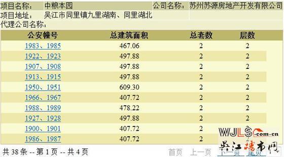 本周吴江两盘领取预售证  备案价13847.30元/平起