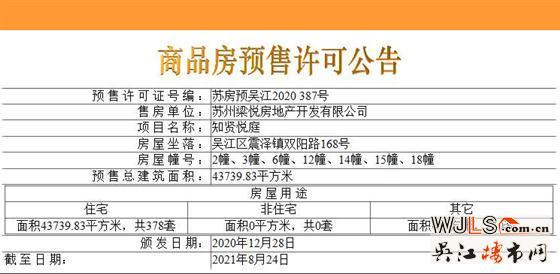 中梁知贤悦庭首领预售证  备案价10274-12663元/㎡