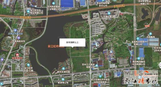 均价18500元/㎡起,吴江低于20000元/㎡的这个楼盘被偷偷关注了
