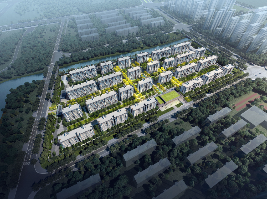 再添纯洋房社区!天健吴江太湖新城项目批前公示