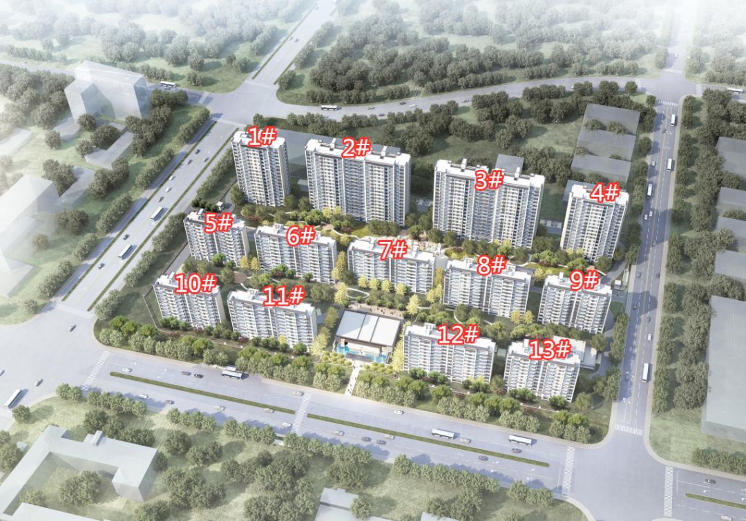 宝能汾湖地块规划出炉!拟建13栋住宅!