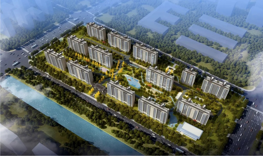 吴江松陵房产-绿地枫和九里